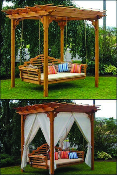 Stylish Ways to Decorate pergola canopy ideas just on homestre.com