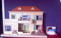 Antique dolls' house from Albin Schönherr EBay