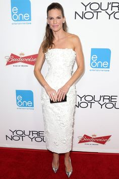 Hilary Swank - You're Not You premiere, LA - October 8 2014