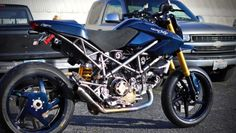 Marin Speed Shop | Ducati, Triumph, Used Motorcycles, San Francisco Bay Area - Our Workshop: - Gallery 1