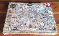 Puzzle educa puzzle de 33600 piezas puzzle vida salvaje ref 1000 piece jigsaw puzzle new antique world map educa 15159 maps gift gumiabroncs Images