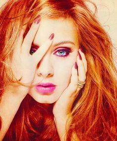 Beautiful Redhead Girl ➳❤  ⊱ℳℬ⊰ http://crueldominas.net/xghj/unsacred/