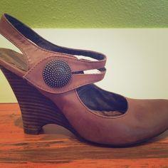 Spotted while shopping on Poshmark: Seychelles brown retro wedge! #poshmark #fashion #shopping #style #Seychelles #Shoes