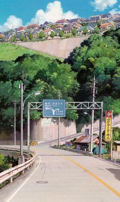 The art of Studio Ghibli. Aesthetic Art, Aesthetic Anime, Aesthetic Pictures, Aesthetic Japan, Aesthetic Backgrounds, Aesthetic Wallpapers, Art Studio Ghibli, Studio Ghibli Poster, Studio Ghibli Background