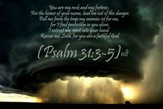 Related image You Are My Rock, Psalm 31, Scripture Pictures, Praise The Lords, My Spirit, Bible Scriptures, Confessions, Affirmations, Faith