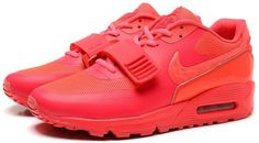 outlet store 8afe1 74f6e 2015 Newest Nike Air Yeezy II 2 Sp Max 90 The Devil Series Classical Velcro  All