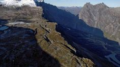The Mannen rockslide: still standing - The Landslide Blog - AGU Blogosphere