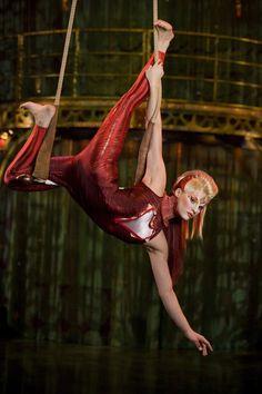 trapeze - Kooza