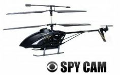 Remote control Helicopter with Gyro and Spycamera!! -3.5ch Hawkspy LT-711 Black by Cool City Trading. $82.88. Records video or still pictures only. No audio recording. Built in color Spycam with Micro SD slot (Micro SD card not included). Charger included. 3ch rc helicopter with gyro. The 3.5ch Hawkspy LT-711 RC Helicopter with Gyro and Spycam is an easy to fly 3 channel helicopter. This helicopter is designed for indoor or outdoor flight on very calm days. The double rotor ...