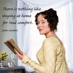 #janeausten #prideandprejudice #homecomforts #classic #quotes #homesweethome #elizabethbennet #janeaustenfan #library #bookstagram #bookish #tea #england #janeaustencentre