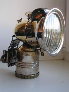 Motorcycle carbide lamp - Szukaj w Google