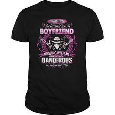 I BELONG TO MY BOYFRIEND - Hot Trend T-shirts