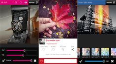 Fhotoroom application update for Windows Phone 8 devices