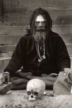 Aghori Sadhu. The Aghora sub-sect of Shaivites represents one of the most extreme and demanding paths among sadhus.