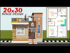 House Balcony Design, Single Floor House Design, House Outside Design, Duplex House Design, House Front Design, Small House Design, 2bhk House Plan, Open Floor House Plans, Simple House Plans