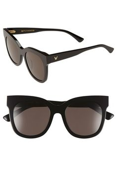 ceece2c10907e Gentle Monster  Black Sheep  53mm Cat Eye Sunglasses Summer Sunglasses