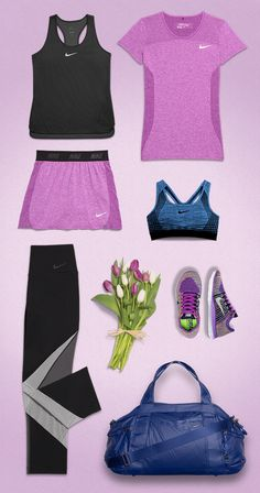 Mother's Day is around the corner. Give her the gift of gear with the season's latest essentials, from running shoes to her favorite training tights, tanks — and more.