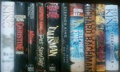 Stephen King Novel Lot First Ed. (10) Hardcover w/DJ : Lot 138