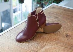 Bottes et bottines Monsieur Moustache pour femme   chaussures de ville c37b11c9e3d