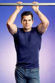 Henry Cavill for USA Weekend Magazine