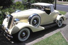 VSCCA 1935 Studebaker Roadster