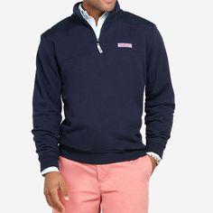 Vineyard Vines Men's Shep Shirt - Vineyard Navy