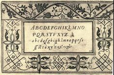 Bertozzi + Zanilla 1604 Lace Typography n by peacay, via Flickr