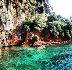 Limanağzı in Antalya, Türkiye