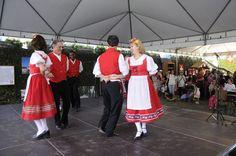 Colônia suíça fará apresentação de dança folclórica no próximo domingo