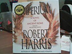 Robert Harris Imperium audiobook