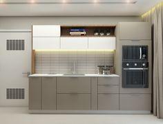 Archtrends Portobello - Onde as referências se encontram Folders, Portobello, Kitchen Cabinets, Home Decor, Beach Condo, Kitchen, Log Projects, Decoration Home, Room Decor