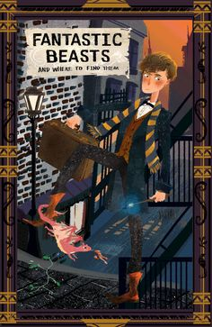 fantastic beasts and where to find them | Tumblr