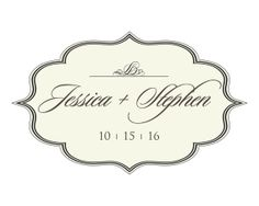Custom Wedding Logo Design  Choose your own by ScriptureWallArt, $11.00