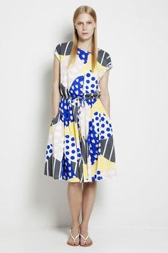Apila dress by Marimekko