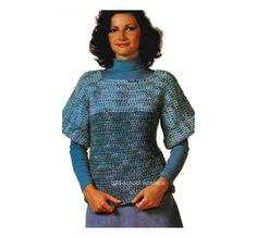 Beginner Crochet Pattern Reproduction by oldschoolwoolens