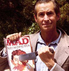 Anthony Perkins (Celebrity Snaps   Mad Magazine)