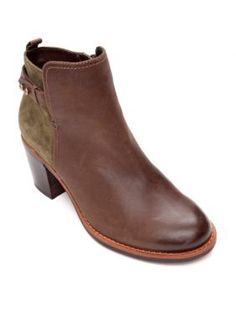 Sperry Top-Sider  AMBROSE BOOT BRWNOLIVE