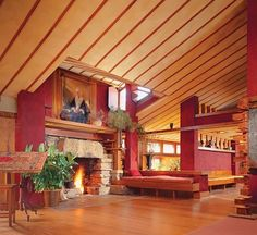 Frank Lloyd Wright : Architectural Digest