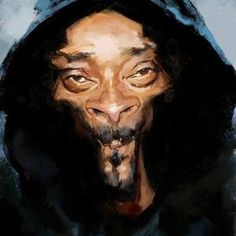 Snoop Dogg (Lion) by Olle Magnusson