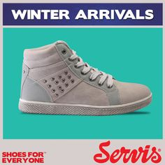 Servis New Winter Footwear Collection 2014 for Girls & Boys (11)