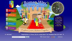 Roman Way Primary School, part of the Discovery Federation in Hampshire Primary School, Hampshire, Schools, Discovery, Roman, Congratulations, Messages, Website, Learning