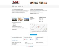 AMD Déménagements, Meyrin, Geneva, déménagement, montage, démontage