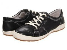 Josef Seibel Caspian (Black) Women's Shoes
