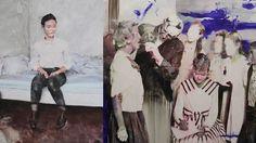 Lou Ros Art Exhibition