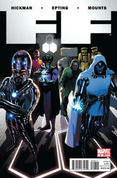 FF # 8 by Steve Epting