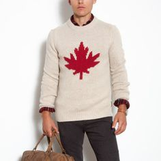 Girls can shop in the men's section, right? $92 #CDNGetaway!