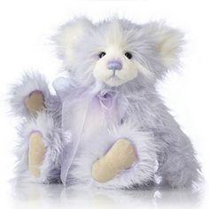 Charlie Bears Nancy, She is a lovely little bear, a member of my hug, along with her sister Mandy.