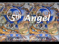 6 Angels And The End Times Harvest (Revelation 14:1-20)