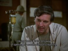 I watched M*A*S*H all the time when I was young. Still love it.