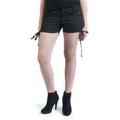 Vixxsin Hotpants -Fast- -- Kjøp nå hos EMP -- Mer Goth Hotpants tilgjengelig online - Uslagbare priser!